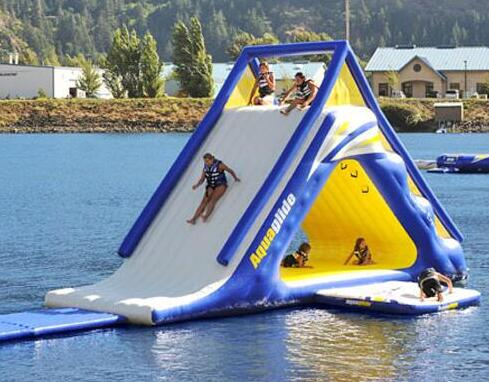 Purchasing A Kids Inflatable Water Slide Can Provide Hours Of Fun