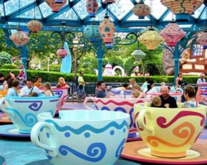 Tea Cup Ride for sale