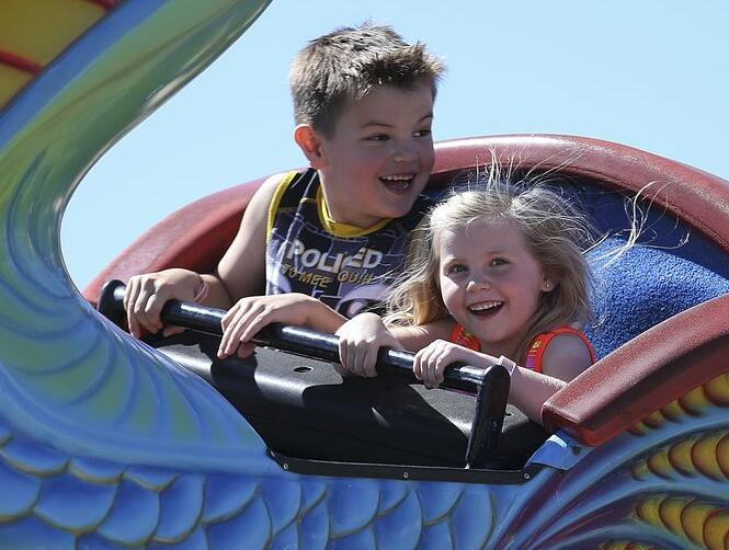What To Look At In A Kids Roller Coaster