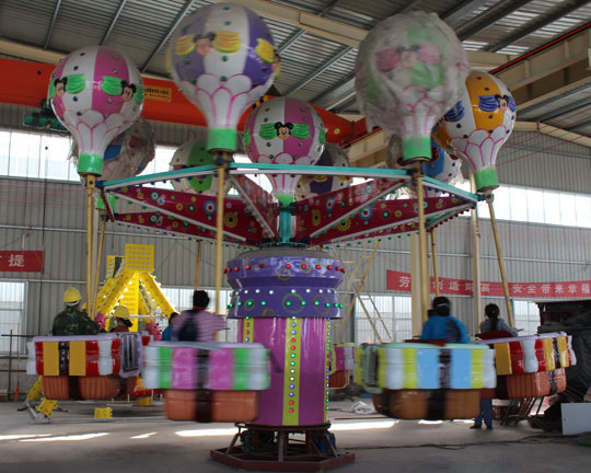 balloon race ferris wheel ride for sale