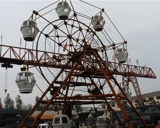 best giant wheel manufacturer in China