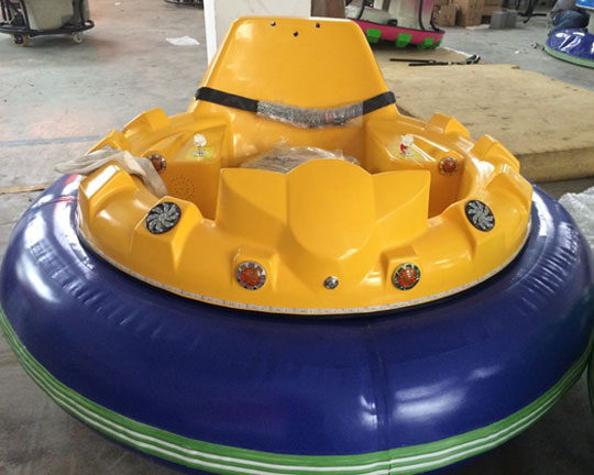 BAR-052 Best Selling Remote Control Inflatable Dodgem Cars in Beston