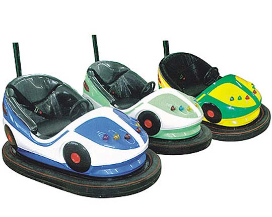 BAR-038 Ceiling Grid Dodgem Bumper Cars for Sale