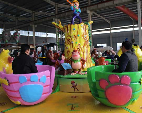high quality tea cup rides for sale