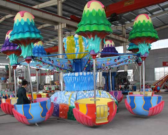 price of quality jellyfish funfair rides for sale