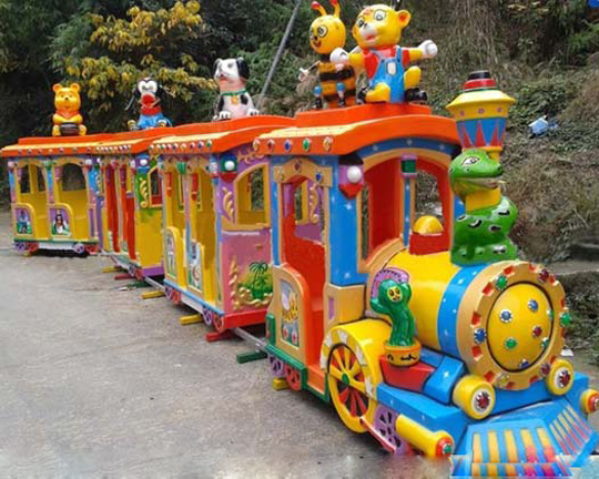 BAR-004 Amusement Park Trains for sale