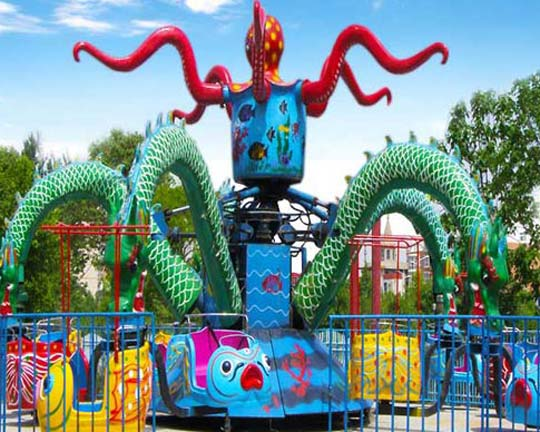 quality octopus ride for sale