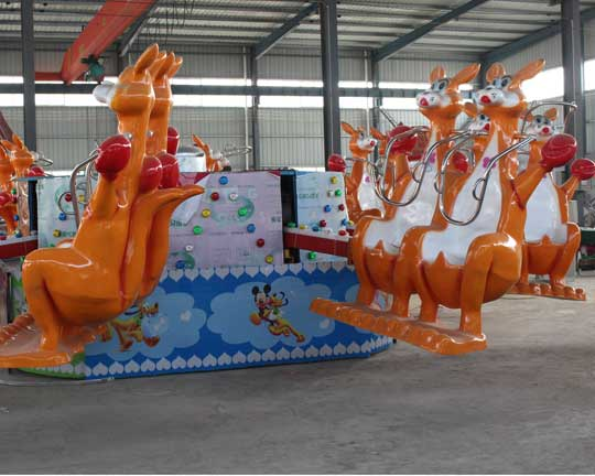 top kangaroo Jump Rides manufactuers for foreign market