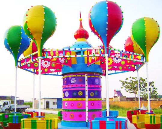 top samba balloon ride manufacturer