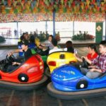Fun On The Mini Bumper Cars For Little Kids