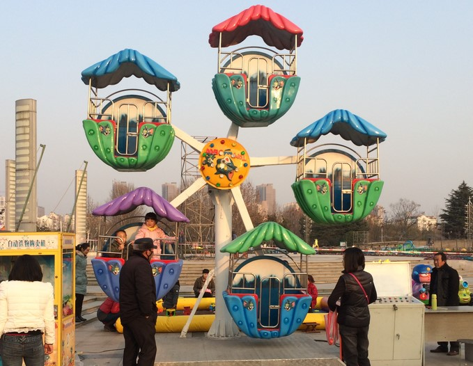 How To Choose Mini Ferris Wheel For Sale