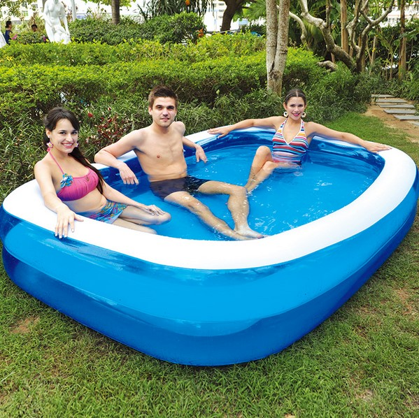 Large Inflatable Swimming Pool ?Benefits, Limitation And Maintenance