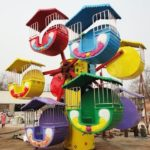 Mini Ferris Wheel For Kids Is One Popular Amusement Park Ride!