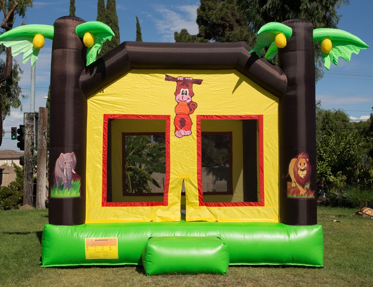 What To Search For In A Commercial Bounce House Cheap