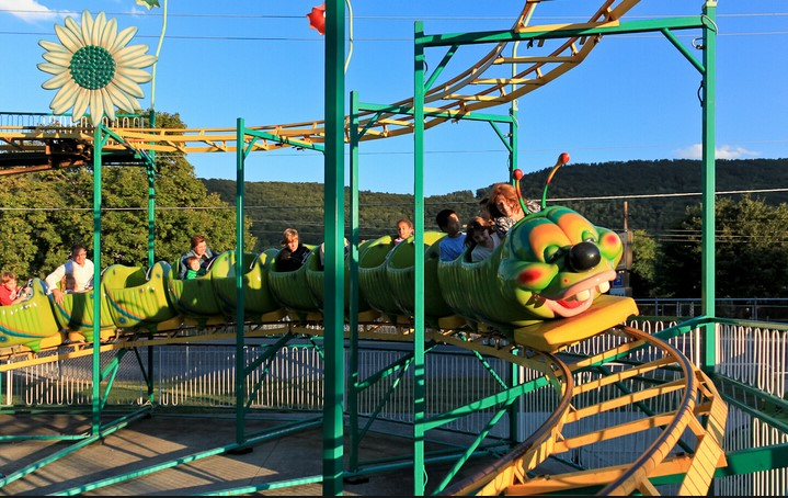 Why Mini Roller Coasters Are More Attractive To Children