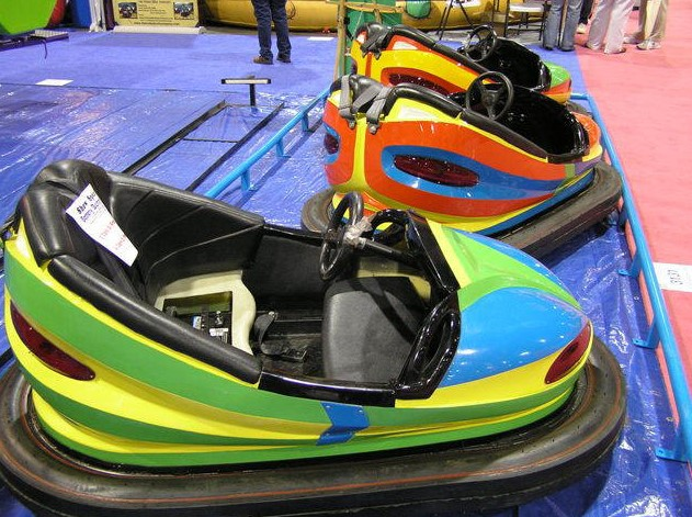 Advantages Of Old Fashion Bumper Cars