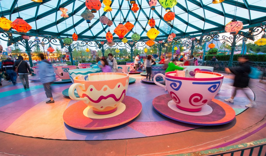 All You Need To Know About Taking Your Children On The Tea Cup Ride