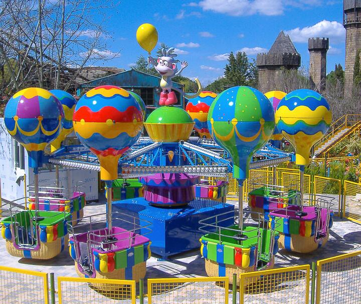 All You Need To Know About The Samba Balloon Ride For Sale