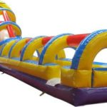 Benefits Of Commercial Inflatable Water Slides
