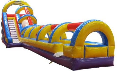 Benefits Of Commercial Inflatable Water Slides - Premium