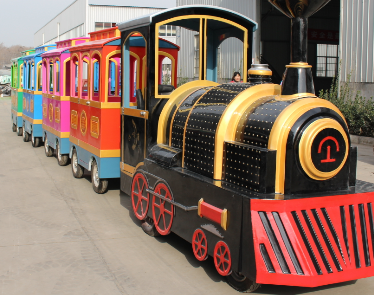 Creating A Memorable Event With An Amusement Park Train1