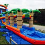 Difference Between Inflatable Slide And Inflatable Water Slide