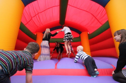 Difference Between Kids Bouncy Castle And Adults Bouncy Castle