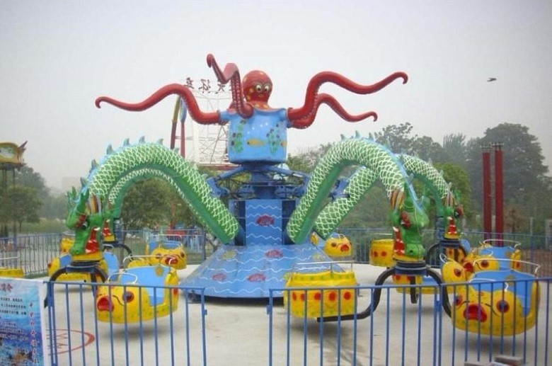 Finding A Quality Octopus Carnival Ride
