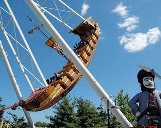 Guide to Pirate Ship Rides for Sale