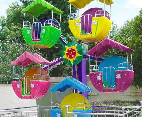 Here Why A Mini Ferris Wheel Is A Must Have For Any Amusement Park