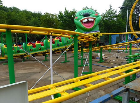 Prepare Your Park For Kids With A Mini Roller Coaster