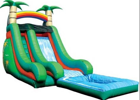 Quality Affordable Kids Inflatable Water Slides For Backyard Fun