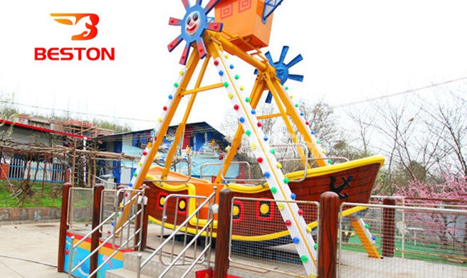 Reasons To Go With The Superior Pirate Ship Fairground Ride