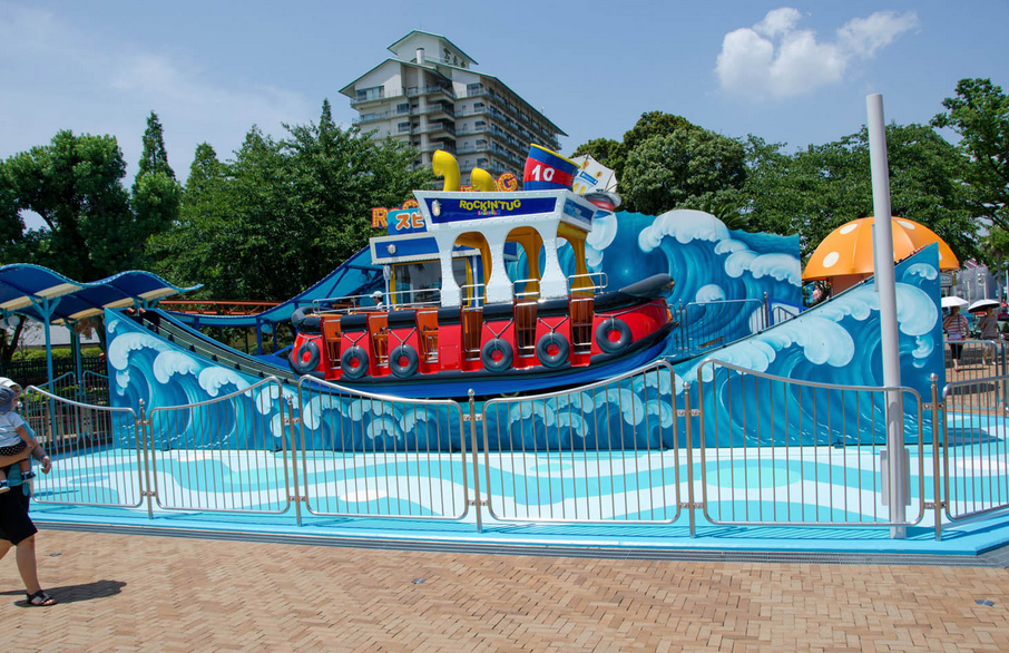 Rockin Tug Rides - Why Your Kids Will Love It