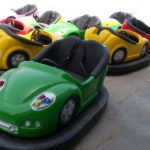Spin Zone Bumper Cars Put A New Twist On A Classic Ride