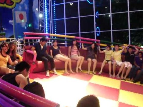 Tagada Disco Amusement Park Ride Is Perfect For Fairs And Parks