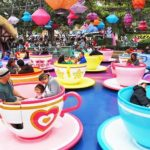 Tea Cup Rides For All Ages