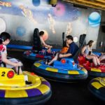 The Charm Of Inflatable Bumper Cars