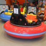 The Differences Between Electric Bumper Cars And Inflatable Bumper Cars