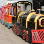 The Fun Of Riding Amusement Park Trains