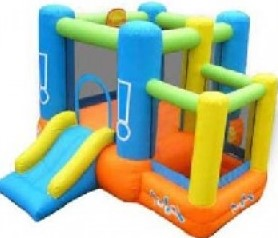 The Fun Of Small Indoor Bounce Houses