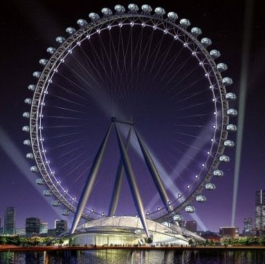 The Observation Wheel - An Attractive Ride For Passengers