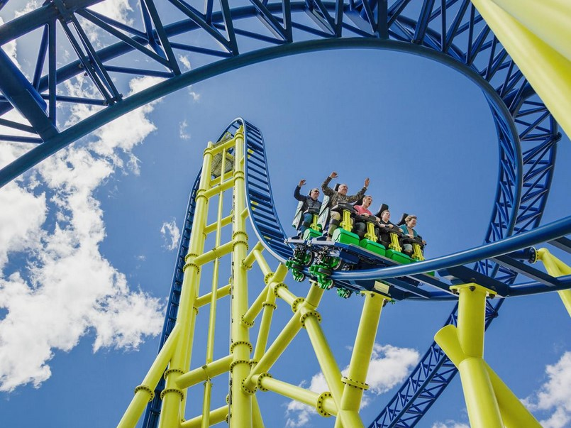 What Are Some New Thrill Rides