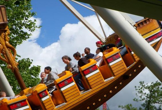 Why You Should Add A Pirate Ship Ride At An Amusement Park