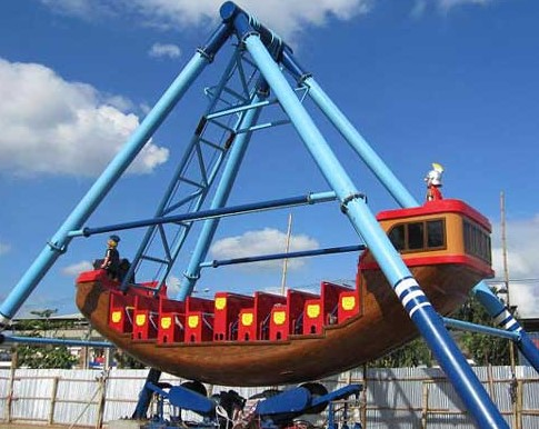 Why You Should Look For A Pirate Ship Ride For Sale