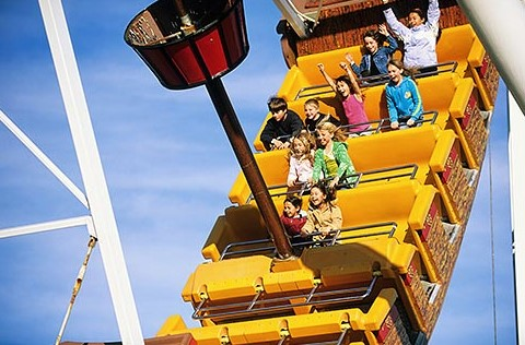 You Could Take Kids On A Pirate Ship Ride!