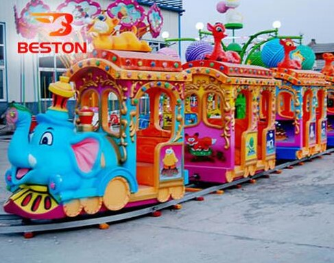 4 Of The Best Kiddie Backyard Riding Trains