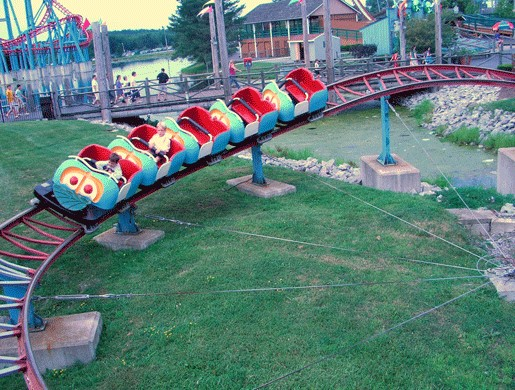 5 Reasons Kids Love The Mini Roller Coaster Ride
