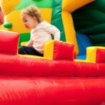 A Bouncy Castle Is Just Perfect For Entertainment At Your Child's Party