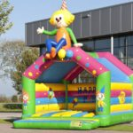 An Inflatable Combo Is A Great Buy For Your Theme Park